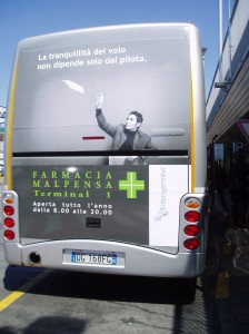 Farmacia Malpensa Terminal 1